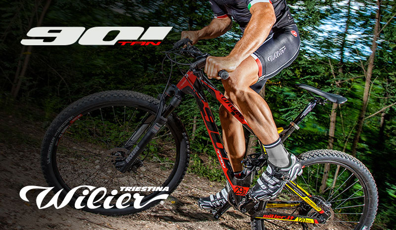 Wilier Mountain Bikes